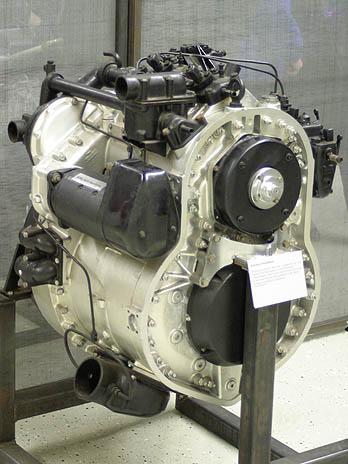 Rolls Royce Wankel Dieselmotoren